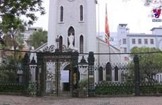 越南各宗教教徒团结抗击新冠肺炎疫情