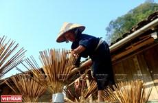 组图:菲塔制香村为保护侬族信仰文化特色做出贡献