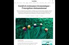 法国《回声报》:越南可为控制住新冠肺炎疫情而感到骄傲