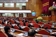 全国人民对越共十二届十四中全会成果表示欢迎