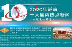 图表新闻:越通社评选出2020年越南十大国内热点新闻