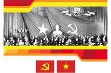图表新闻:越共第四次全国代表大会:国家独立统一