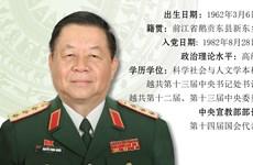 图表新闻:越共中央书记处书记、宣教部部长阮仲义