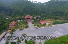 地藏飞莱寺——河南省美丽平静的一座寺庙