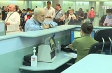航空口岸公安:预防新冠肺炎疫情的第一道防线