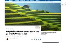木江界跻身2020年世界最佳目的地名单