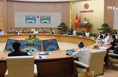 """阮春福总理:每个人、每户家庭要起到""""防疫堡垒""""作用"""