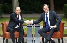 组图:越南与荷兰全面伙伴关系朝着可持续方向发展