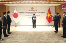 越南向日本、美国和俄罗斯赠送医疗用品