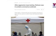 俄媒呼吁该国借鉴越南抗击新冠肺炎疫情的经验