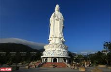 组图:灵应寺——来岘港市观光游览时非去不可的旅游景点