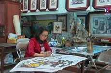 北宁省致力于保护与弘扬东湖传统民间画价值