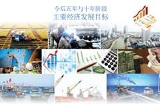 图表新闻:今后五年与十年阶段越南主要经济发展目标