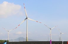 组图:越南在亚太地区可再生能源转换领域中排名第三