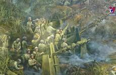 再现奠边府战役全景画——奠边府历史性胜利的缩影