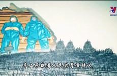 《越南的天使》——传递人情味和战胜新冠信心的歌曲