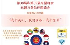 图表新闻:第38届和第39届东盟峰会  东盟与各伙伴国峰会