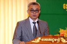 柬埔寨国会通过2017财年预算草案