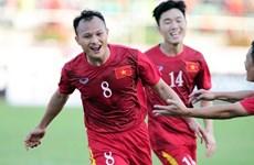 2016年东南亚男足锦标赛:越南队1-0击败马来西亚队