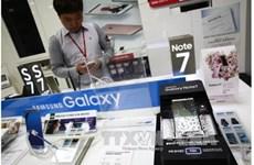 首次在越南举行的韩国商品展销会