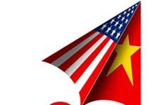 加强越美两国人民间的友好合作关系