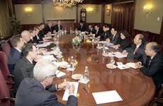 越俄全面战略伙伴关系呈活跃发展势头
