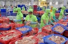 今年前10月越南水产品出口额达逾57.3亿美元