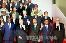越南国家主席陈大光出访各国行程圆满结束
