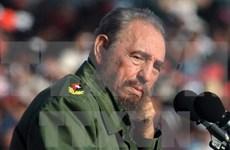 世界多国新闻通讯社对菲德尔·卡斯特罗逝世向古巴人民表示哀悼