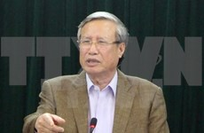 越共中央检查委员会发出第八次会议情况通报