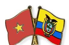越南与厄瓜多尔加强合作关系
