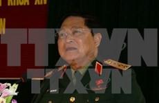 吴春历大将对印度进行的访问:为推动越印国防合作关系发展注入动力