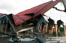印尼亚齐发生6.4级地震 死亡人数有可能继续上升
