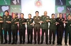 越南人民军副总参谋长范鸿乡中将出席第17届东盟陆军司令会议
