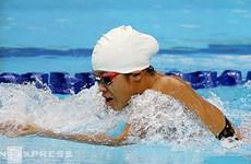 2016年东南亚各年龄组游泳锦标赛:阮叶芳簪斩获9枚金牌 打破3项赛会记录