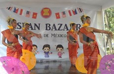 东盟在墨西哥加强文化推广工作
