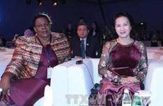 越南积极促进妇女在世界上发挥作用