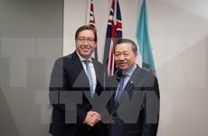 越南与澳大利亚加强合作 联手打击犯罪