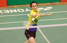 2016年孟加拉羽毛球锦标赛:武氏妆夺双冠