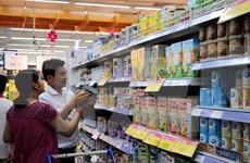 俄罗斯食品寻找机会进军越南市场