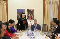 进一步加强河内市与东盟内各国首都的合作