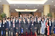 逐步把越南建设成为越南学研究的中心