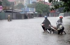 越南政府总理下发关于应战洪水的通知