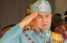 越南国家主席陈大光向马来西亚新任最高元首致贺电