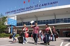 赴庆和省的外国游客人数首次突破100万人次