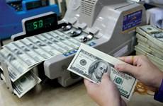21日越盾兑换美元中心汇率上涨6元