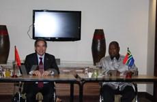 越南共产党代表团对南非进行工作访问