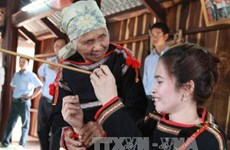 越南着力提高保护和弘扬少数民族传统文化价值的意识
