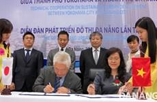 第五次城市发展论坛在岘港市举行