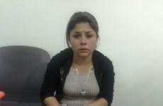 哥伦比亚籍女旅客涉嫌运输毒品被刑拘